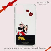国内完売☆kate spade☆minnie mouse iphone 11 ケース ☆税送込