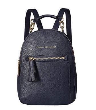 Tommy Hilfiger バックパック・リュック 国内発 関税無★Tommy Hilfiger★Macon Backpack