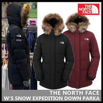 【THE NORTH FACE】W'S SNOW EXPEDITION DOWN PARKA NN1DJ80