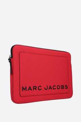 MARC JACOBS スマホケース・テックアクセサリー Marc Jacobs◇関税含13 TABLET ケース RUBBERIZED FAUX レザー(2)