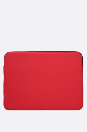 MARC JACOBS スマホケース・テックアクセサリー Marc Jacobs◇関税含13 TABLET ケース RUBBERIZED FAUX レザー(3)