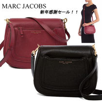 特価!MARC JACOBS Empire City Messenger Leather Crossbody