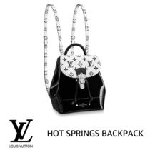 Louis Vuitton 日本完売!! HOT SPRINGS BACKPACK バックパック