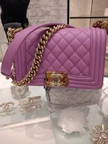 """2020 CRUISE CHANEL ★BOY CHANEL QUILTED"""" CLASSIC SMALL FLAP"""