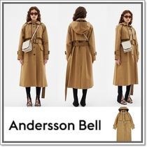 ANDERSSON BELL ◆MATTY DETACHABLE HOODIE TRENCH COAT