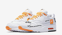 Nike Air Max 1 Just Do It White スニーカー 917691-100