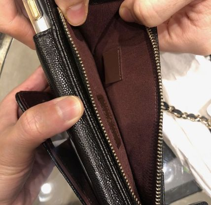 CHANEL スマホケース・テックアクセサリー 2020 CRUISE CHANEL ★ALL-IN-ONEが嬉しい★PHONE/CARD CASE(2)