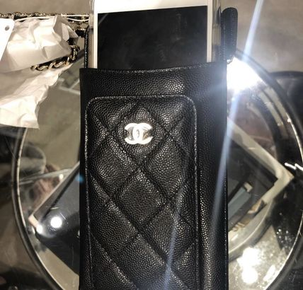 CHANEL スマホケース・テックアクセサリー 2020 CRUISE CHANEL ★ALL-IN-ONEが嬉しい★PHONE/CARD CASE(3)