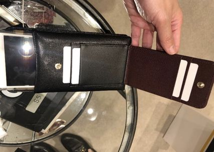 CHANEL スマホケース・テックアクセサリー 2020 CRUISE CHANEL ★ALL-IN-ONEが嬉しい★PHONE/CARD CASE(5)