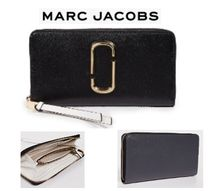 【Marc Jacobs 】☆Snapshot Standard Continental 長財布