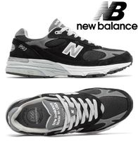 US限定【New Balance】Men's Running course 993 伝説の名品 BK