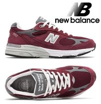 US限定【New Balance】Men's Running course 993 伝説の名品 BU