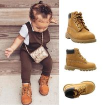 Timberland(ティンバーランド) キッズスニーカー Sale! Timberland Toddlers' 6-Inch Classic Boots 小麦色