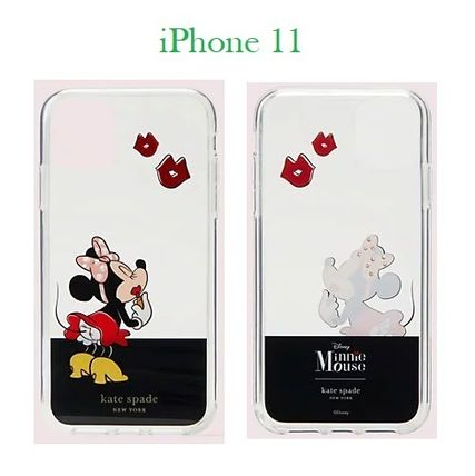 kate spade new york スマホケース・テックアクセサリー 【セール/国内発送/コラボ】minnie mouse 11/11 pro/11 pro max(2)