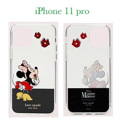 kate spade new york スマホケース・テックアクセサリー 【セール/国内発送/コラボ】minnie mouse 11/11 pro/11 pro max(3)