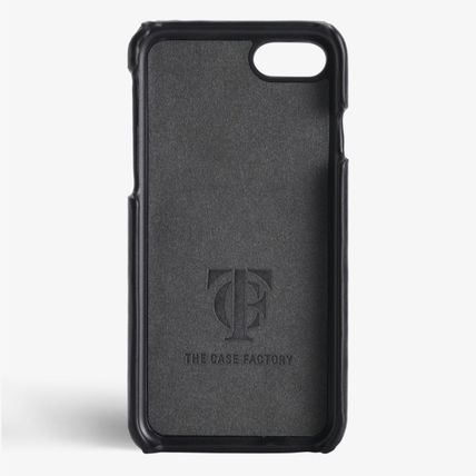 THE CASE FACTORY スマホケース・テックアクセサリー The Case Factory*iPhone 7/8 ケース チェリー柄(2)