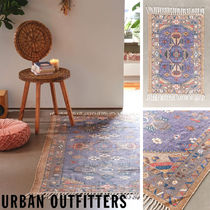 大人気♪ Urban Outfitters   Dakota Printed ラグ  61×91cm