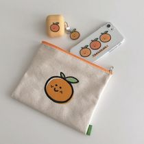 韓国人気★ bora and ★ Tangerine pouch