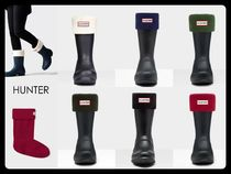 【HUNTER】Original Short Boot Socks ブーツ ソックス 6色
