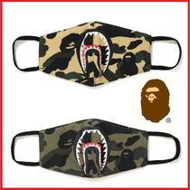A BATHING APE★1st Camo Shark ファッションマスク