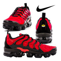 入手困難!NIKE Air VaporMax Plus 'University Red'
