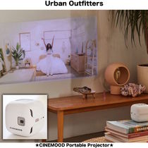 【Urban Outfitters】大活躍!Portable Projector●Bluetooth対応