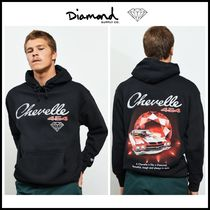 最新作!! ☆Diamond Supply Co☆ Cranberry Pullover Hoodie