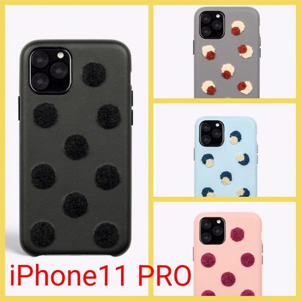 THE CASE FACTORY スマホケース・テックアクセサリー The Case Factory★iPhone 11 PRO ケース ビッグドット