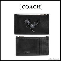 COACH 679191 Zip Card Case With Rexy レキシー カードケース