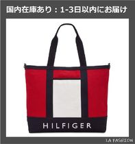 【Tommy Hilfiger】トミヒル☆Sporty キャンバス トートバッグ