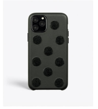 THE CASE FACTORY スマホケース・テックアクセサリー The Case Factory★iPhone 11 PRO MAX ケース ビッグドット(2)