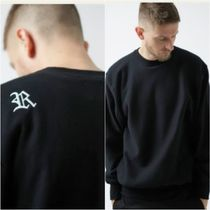 """RHC ロンハーマン """"R""""Embroidery Sweat Shirt"""