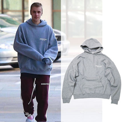 FEAR OF GOD パーカー・フーディ 国内発送☆「FOG」 Essentials SWEAT HOODIE