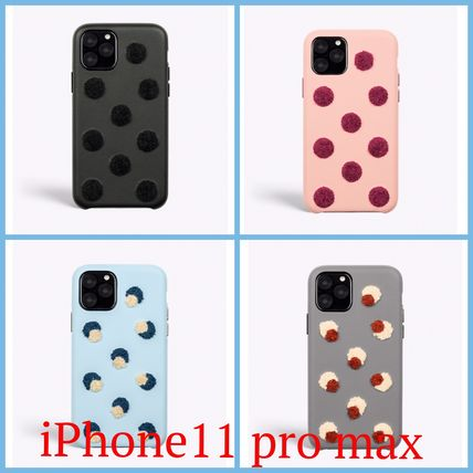 THE CASE FACTORY スマホケース・テックアクセサリー The Case Factory★iPhone 11 PRO MAX ケース ビッグドット