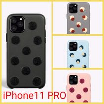 The Case Factory★iPhone 11 PRO ケース ビッグドット
