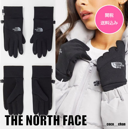 THE NORTH FACE 手袋 The North Face Etip glove in black
