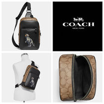 【Coach】新作限定品!!☆Caoch x Star Wars☆WESTWAY PACK♪