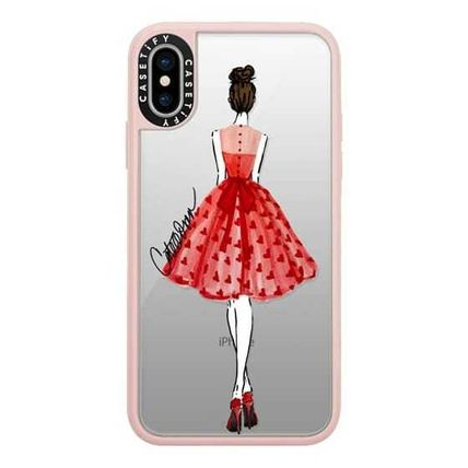 Casetify スマホケース・テックアクセサリー Casetify iphone Gripケース♪The Princess of Hearts♪(2)