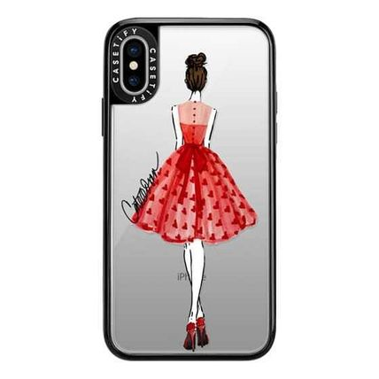 Casetify スマホケース・テックアクセサリー Casetify iphone Gripケース♪The Princess of Hearts♪(6)