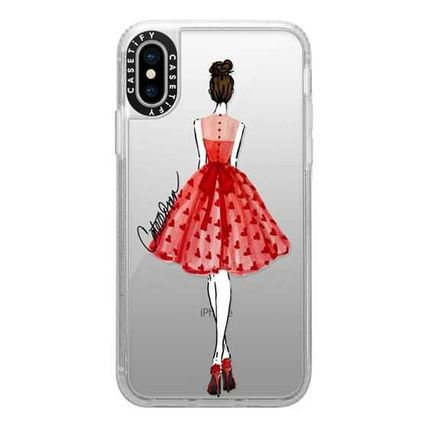 Casetify スマホケース・テックアクセサリー Casetify iphone Gripケース♪The Princess of Hearts♪(10)