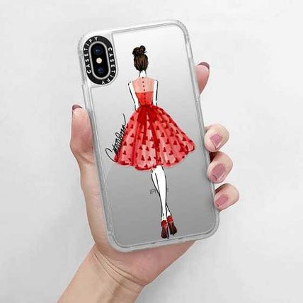 Casetify スマホケース・テックアクセサリー Casetify iphone Gripケース♪The Princess of Hearts♪(13)