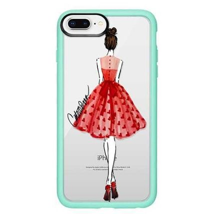 Casetify スマホケース・テックアクセサリー Casetify iphone Gripケース♪The Princess of Hearts♪(15)