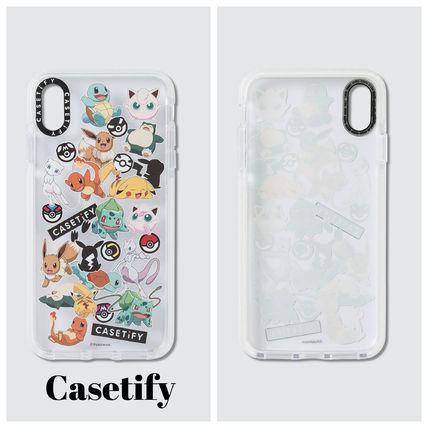 Casetify スマホケース・テックアクセサリー 大人気★casetify★限定版Collage Day Iphone XS Max ポケモン