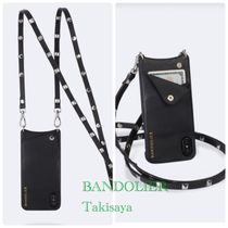 黒3色 BANDOLIER Sarah Crossbody iPhone 6/7/8 & plus X/XS