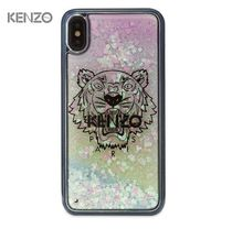 New▼Kenzo▼Tiger iPhone X/XS/XS Maxグリッターケース