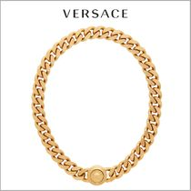 "【VERSACE】メドゥーサ ゴールドチェーンネックレス ""関税込み"""
