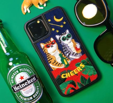 wiggle wiggle スマホケース・テックアクセサリー WIGGLE WIGGLE★Embroidery Case 刺繍iPhoneケース Ver.3(11)