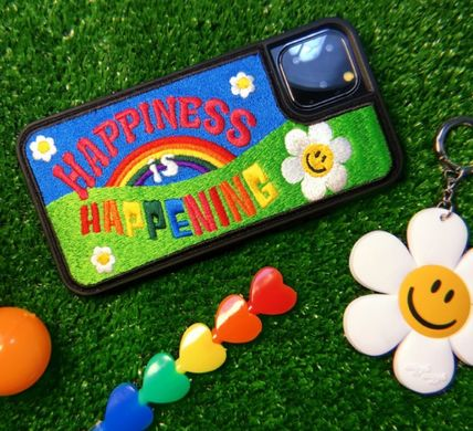 wiggle wiggle スマホケース・テックアクセサリー WIGGLE WIGGLE★Embroidery Case 刺繍iPhoneケース Ver.3(13)