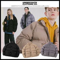 ◆UNDERYOUTH◆2019AW UY MILITARY 3M THINSULATE PUFFER JACKET