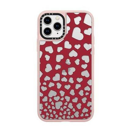 Casetify スマホケース・テックアクセサリー Casetify iphone Gripケース♪Modern red white romantic...♪(14)
